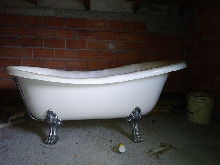Vasca Da Bagno Nuova : Vasca da bagno nuova